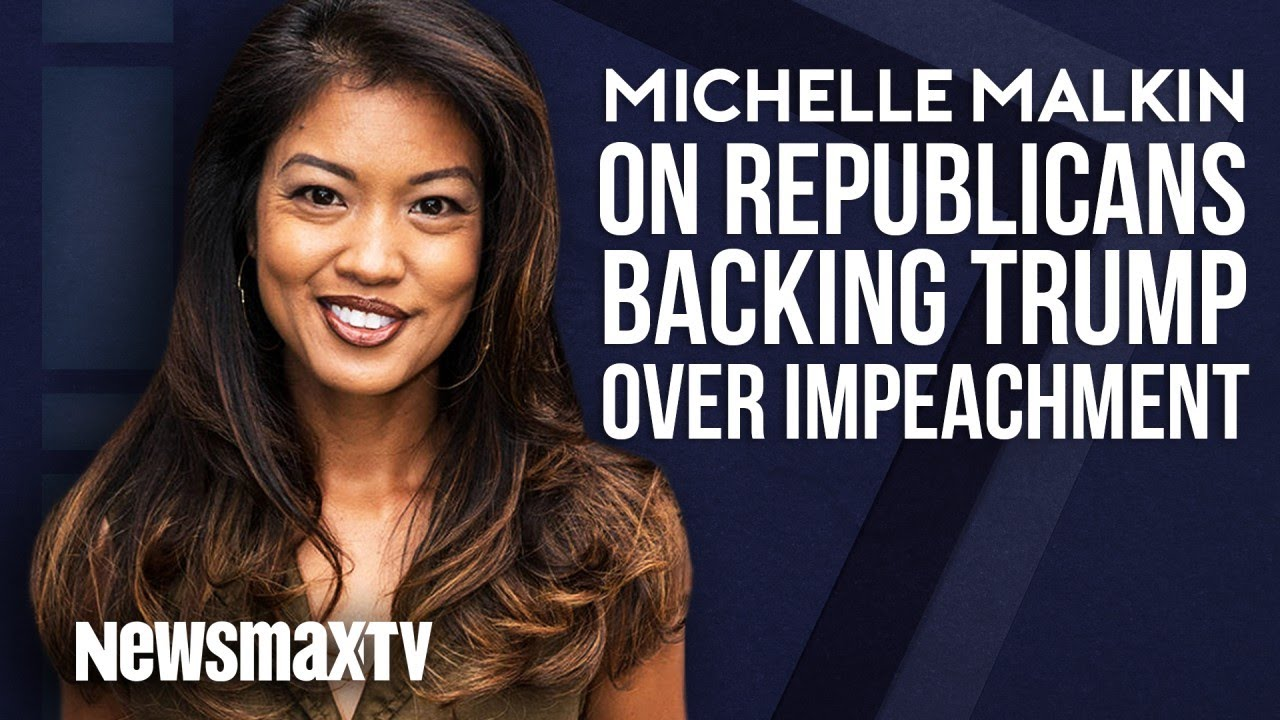 Download Michelle Malkin on Republicans Backing Trump over Impeachment