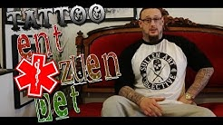 Tattoo entzündet, was tun? Hilfe und Tips | Max Cameo