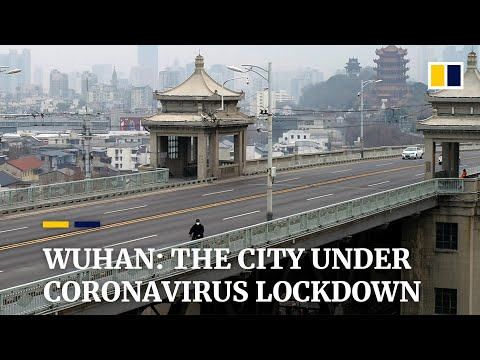 Wuhan: the city under coronavirus lockdown