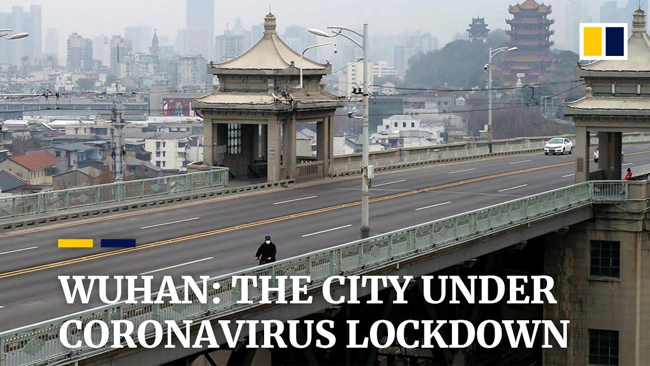 Wuhan: the city under coronavirus lockdown - YouTube