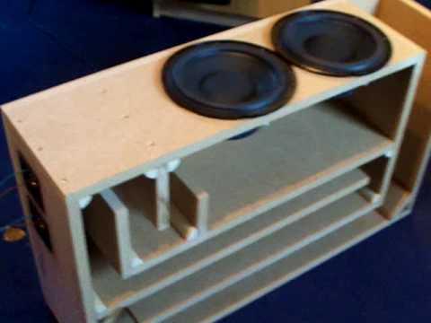 what's the best wood to make a subwoofer box 2