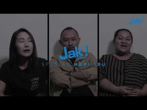 Mengharukan, Ronal, Tike & Melissa Karim Ungkapkan Sayang Kepada Ibunya