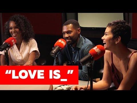 LOVE IS_ | Mara Brock Akil | William Catlett | Michele Weaver Discuss Realism of The Show w/ Deja