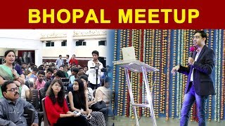 Bhopal Meetup Organised by CollegeKhabri with Mahatmaji Technical & WeMakeCreators Team