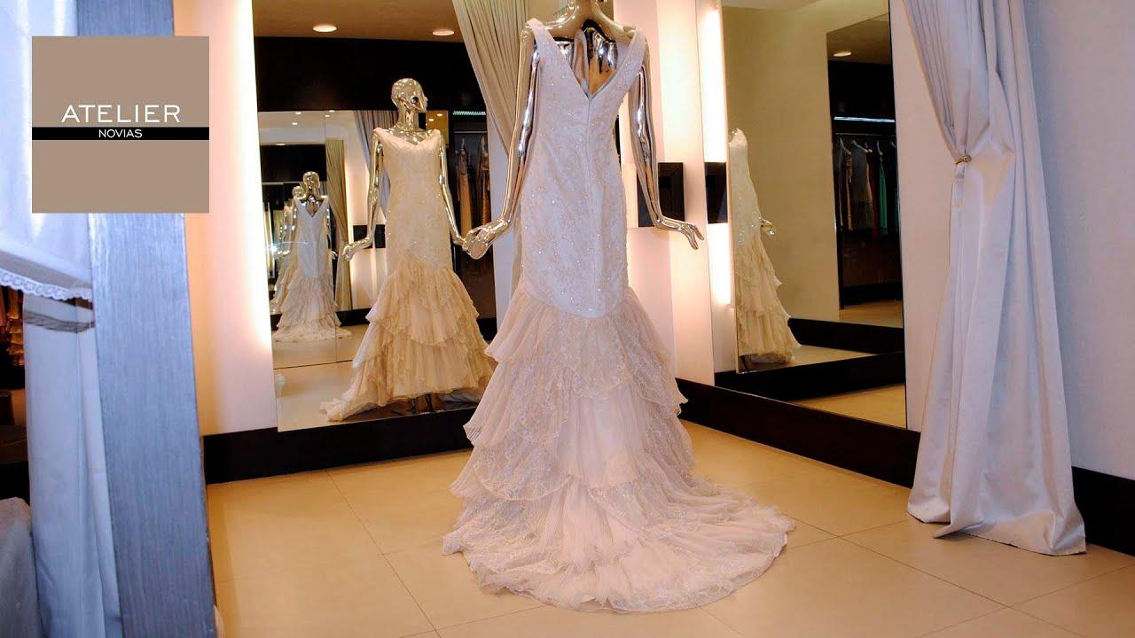 Vestidos de novia atelier valencia - Atelier valencia ...