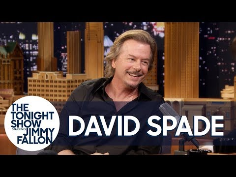David Spade Awkwardly Introduced His Family To Selena Gomez