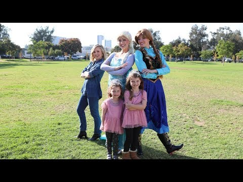 Momsplaining with Kristen Bell KidsPartyGoals, Ep. 2