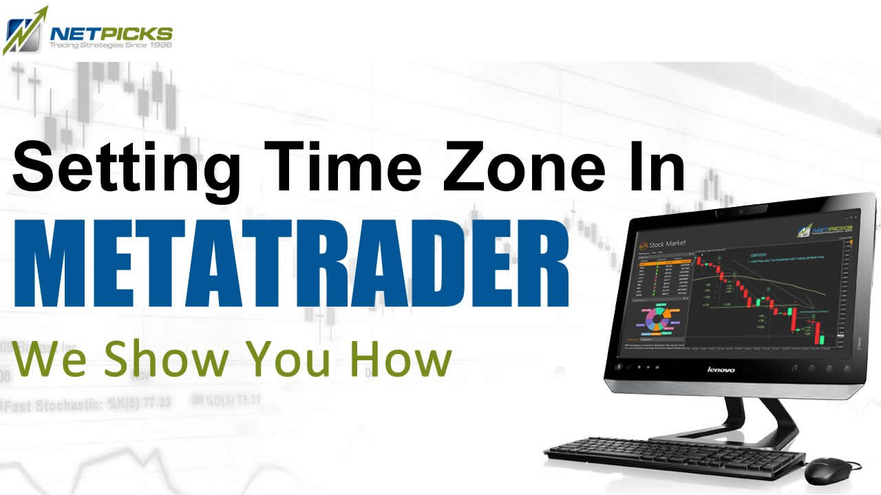 How To Set Your Time Zone In Metatrader Youtube