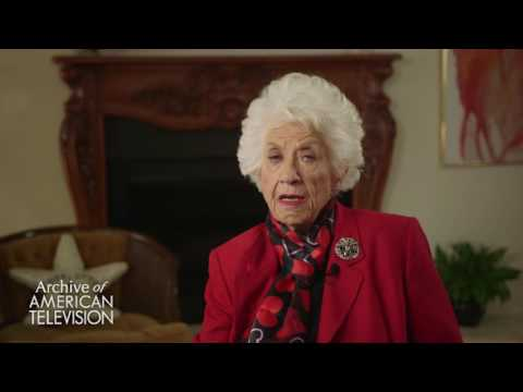 Charlotte Rae on doing