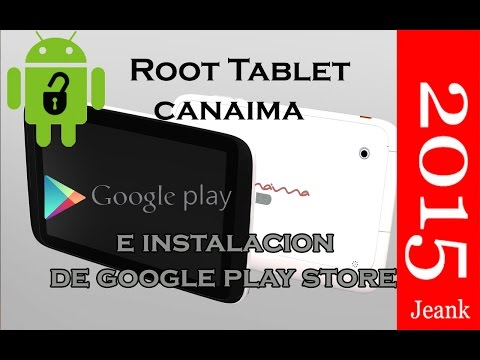 Root tablet canaima TR10CS1 TR10RS1 TR10RS1_I TR10RS1_1e instalacion de Google play store, Venezuela