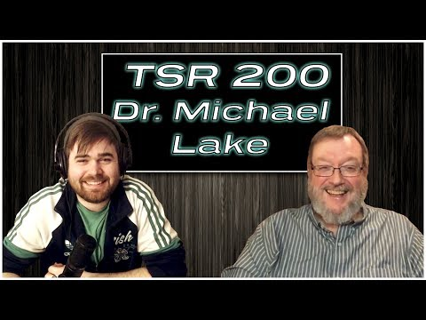 TSR 200: The Modern Jericho | Dr. Michael Lake on The Sheeriyth Imperative, Giants, and The Remnant