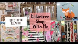 Quick Dollartree Shop With Me-Stationary+Stickers