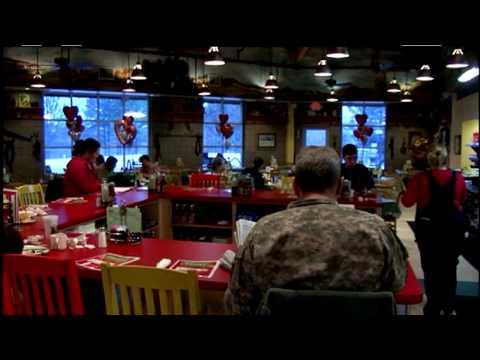North Carolina Farmers' Market Restaurant