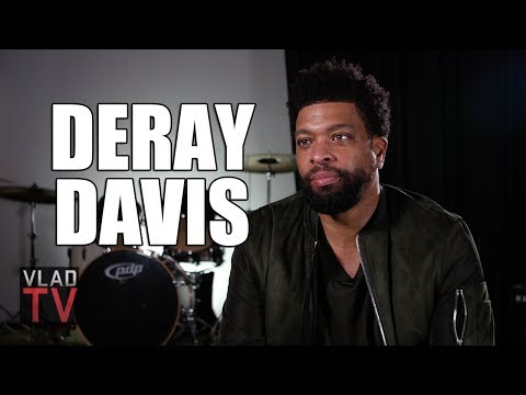 DeRay Davis: I Lost My Virginity at 11 to 2 Ugly, Horrible 30YearOld Women Part 3