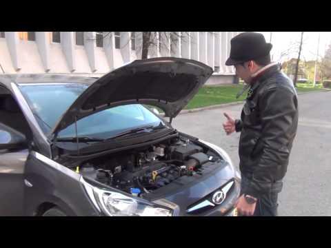 АнтИ Тестдрайв Hyundai Solaris 1.6 123 л.с.