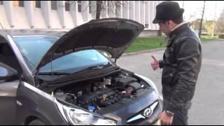 АнтИ Тестдрайв Hyundai Solaris 1.6 123 л.с. смотреть