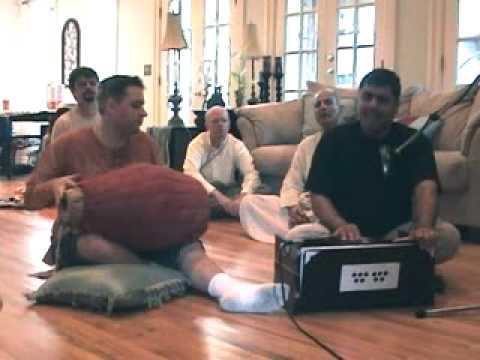 Bhajans by Amala Kirtan (2of3)