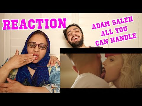 MAMA JEE REACTS TO 'ADAM SALEH-ALL YOU CAN HANDLE (Official Music Video)'