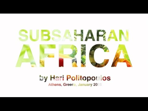SUB-SAHARAN AFRICA by Hari Politopoulos