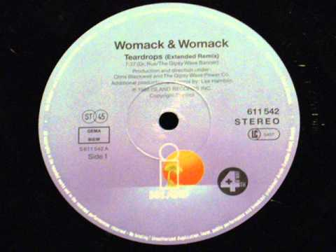 Teardrops (extended remix) - Womack & Womack