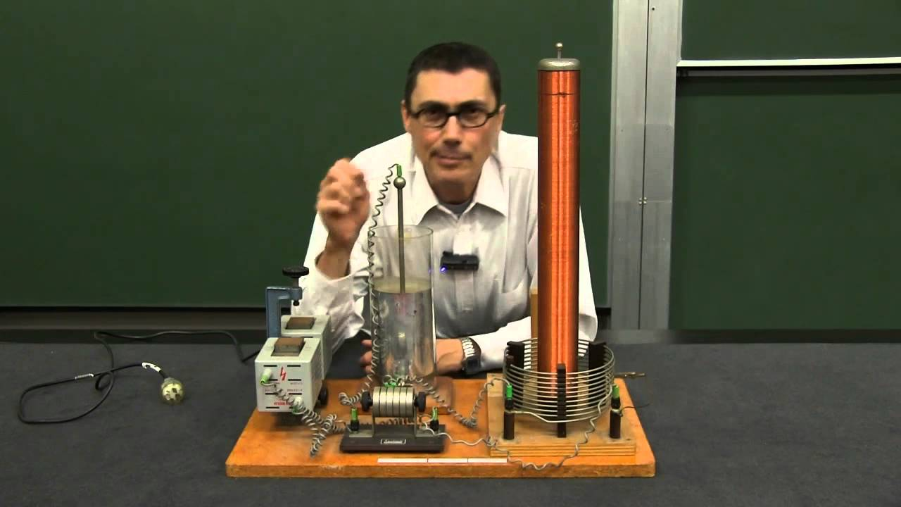 How Does The Tesla Coil Work Image Loneoceans Laboratories Project 405 Worktesla