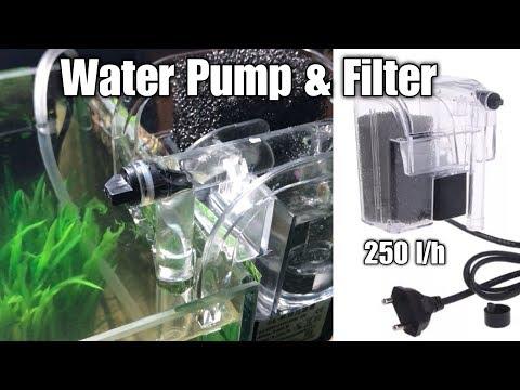 Aquarium External Pump & Filter