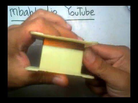 Cara Membuat Trafo Step Up Untuk Inverter