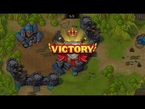 European War 5: Conquest - Gunpowder Age (60 rounds achievement) Part 4