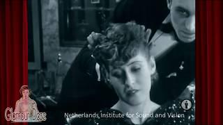 Vintage 1930s Hairstyle Salon - 1937 Film