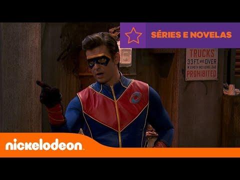 Henry Danger  Dentadura  Brasil  Nickelodeon em Português