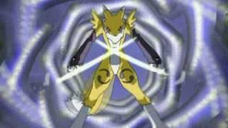 Digimon Tamers - Digievoluições [MQ]