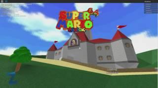 Roblox - Scary House und Super Mario 64: Roblox Edition!
