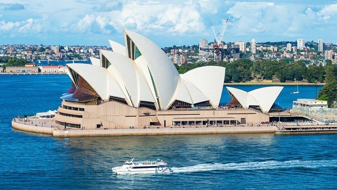 澳洲《悉尼歌劇院》Sydney Opera House -其特有的建築造型是20世紀最具特色建築- YouTube