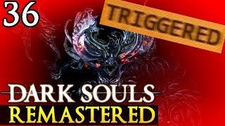 Zagrajmy w Dark Souls Remastered - MANUS to MÓJ NEMEZIS [#36]