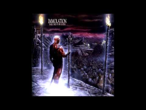 Immolation - Failures For Gods (1999) Ultra HQ