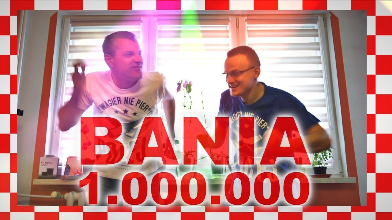 Bania na spontanie - 1.000.000 Subskrypcji