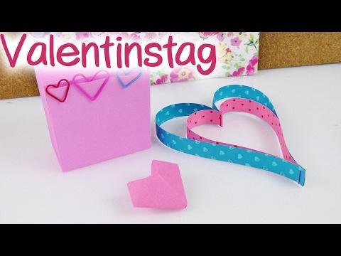 Diy Draht Herzen Basteln Einfach Und Schnell Valentinstag