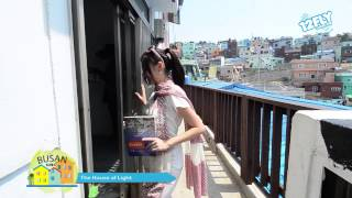 12fly TV - Yumi Wong at Gamcheon Cultural Village