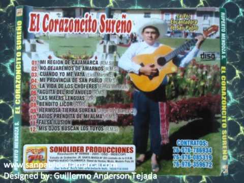 MI REGION DE CAJAMARCA-EL CORAZONCITO SUREÑO