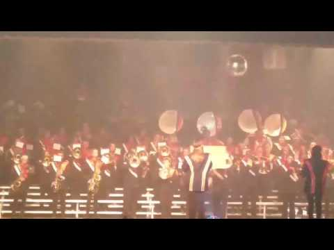 2017 Pops Goes the Eagle MSP's Swinging Eagles Marching Band