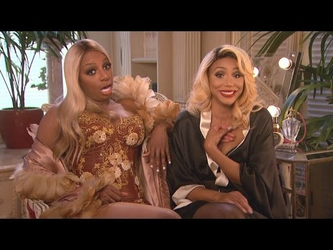 On Set With NeNe Leakes and Tamar Braxton... In a Brothel