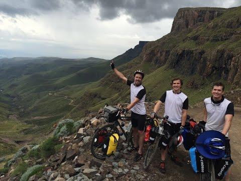 MoJo Velo | Diary 1: Lesotho Practice Trip