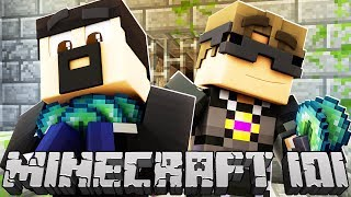 ROAD TO THE ENDER DRAGON WITH ANTVENOM (Minecraft 101 EP 3)
