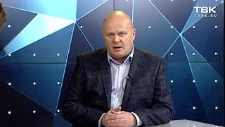 В. Логинов о ситуации с мусором в Красноярске