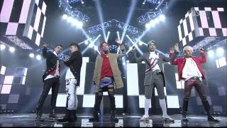 [LIVE 繁中字] 120422 BIGBANG - Fantastic Baby + Bad Boy