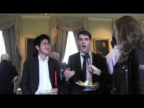 The Carnegie Club of St Andrews IDEAS Conference 2013: Powering the Future
