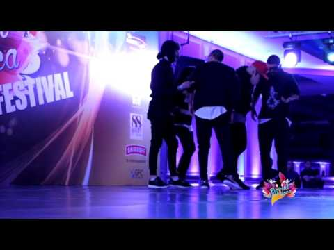 Makriss Dance Ministry (Game Over Crew) @ the 3rd Beirut salsa loca festival 2016