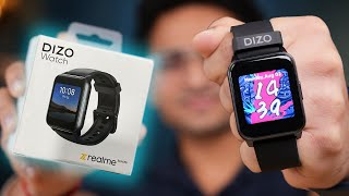 Dizo Watch Unboxing 🔥| At Rs 2,999/- ⚡️| 90 Sports Mode + 12 Days Battery | Is It realme Watch 2.? 🤯