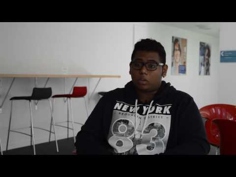 Praveen from Singapore on why he studied Law