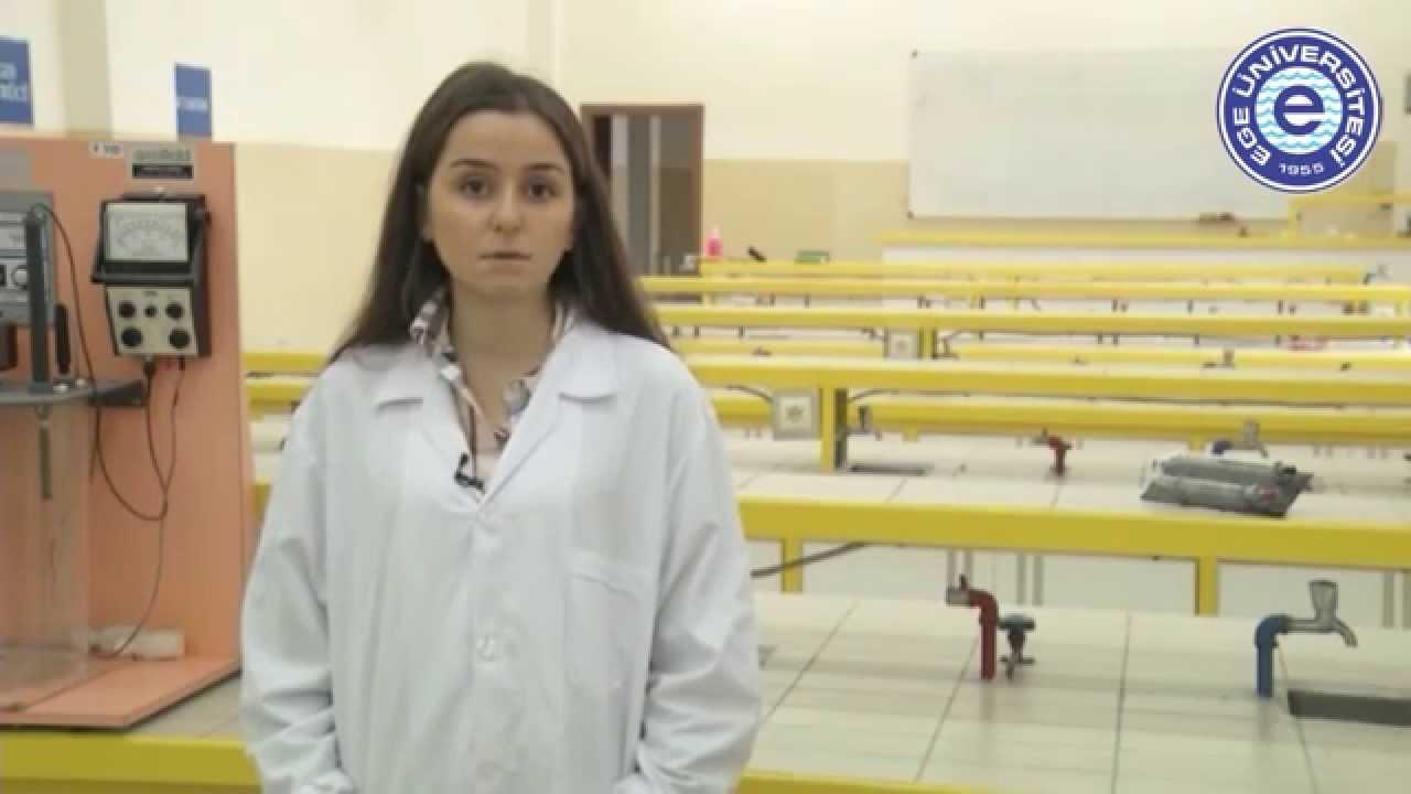 ege meslek yuksekokulu kimya teknolojisi